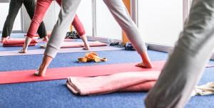 YogaLight Infotag