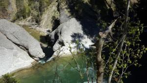 Allgäu Fluss