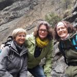Hanne, Annette und Antje
