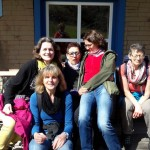 Gaby, Antje, Elke, Karin, Annette